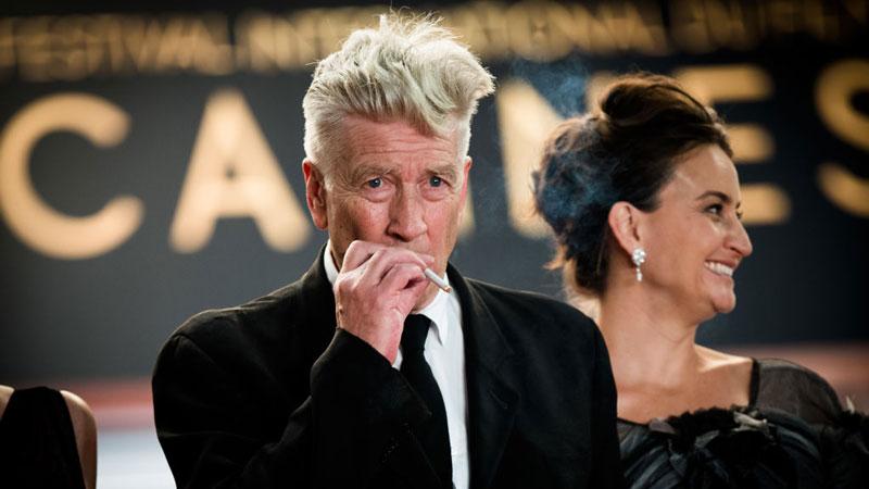 David Lynch al Festival di Cannes