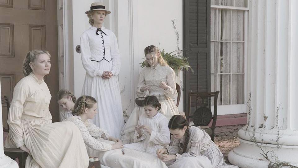L'inganno con Nicole Kidman, Kirsten Dunst, Elle Fanning