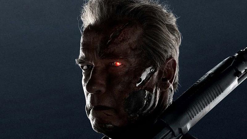 Arnold Schwarzenegger in Teminator: Genisys