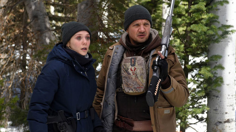 Il primo trailer di Wind River