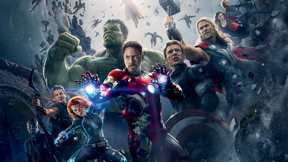 Avengers della Marvel