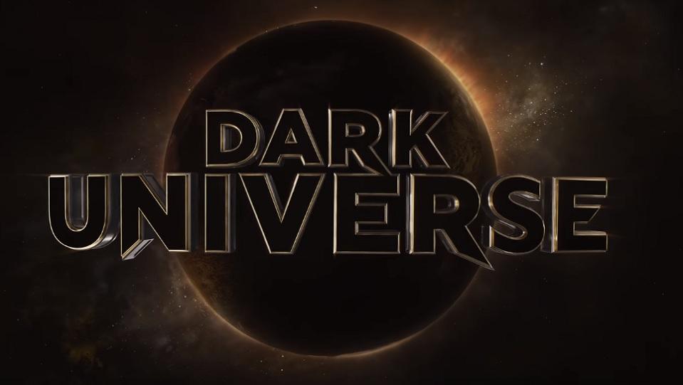Il logo del Dark Universe della Universal