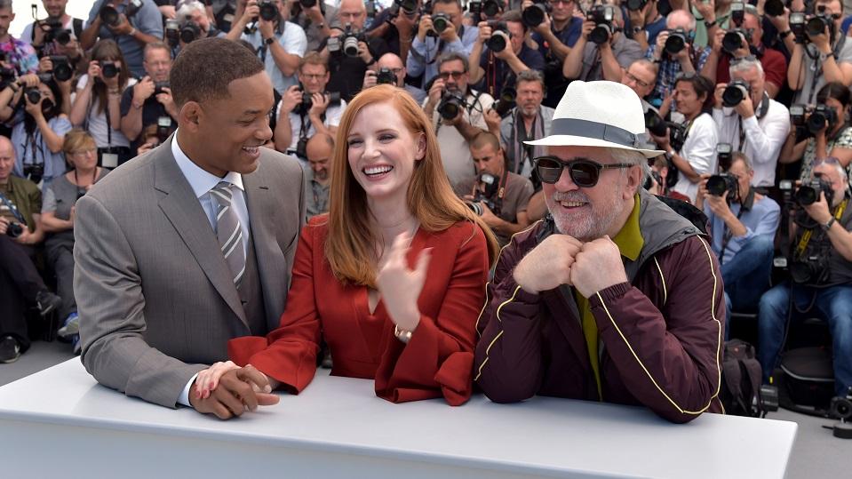 Photocall della giuria al Festival di Cannes 2017