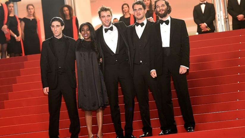 Cannes 2017 - Robert Pattinson sul red carpet di Good Time