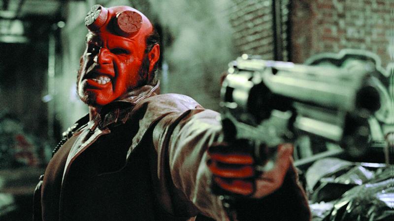 Annunciato il reboot di Hellboy
