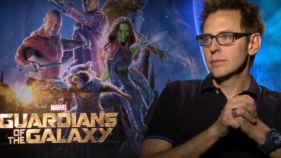 James Gunn e i Guardiani della Galassia