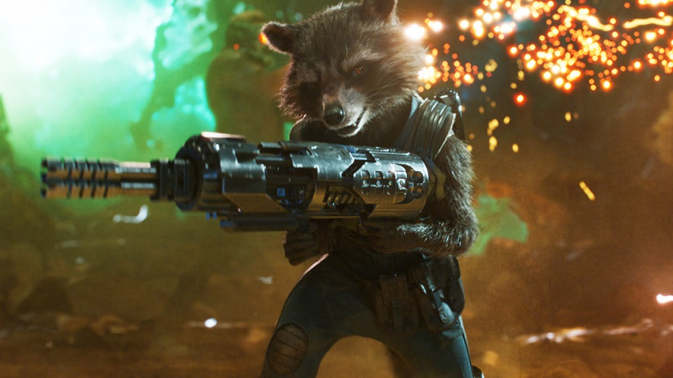Rocket Raccoon è arrivato sul set di Avengers: Infinity War!