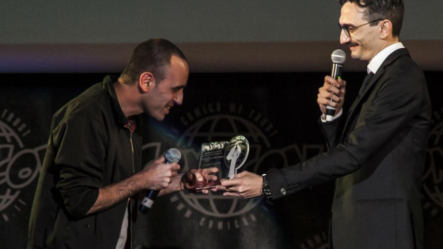 Kobane Calling vince il premio Micheluzzi per il Miglior Fumetto