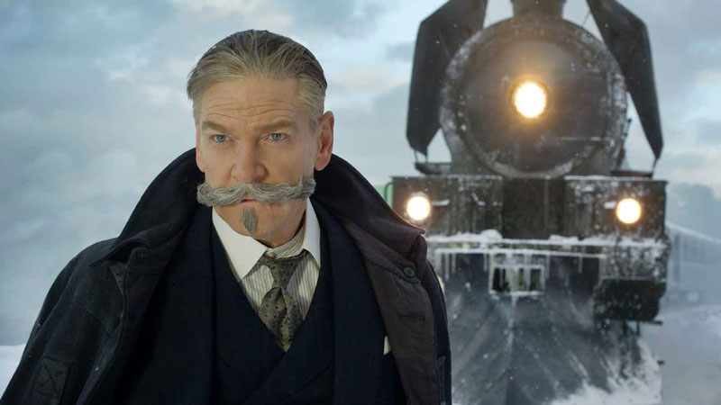 Kenneth Branagh dirige e interpreta Poirot in Assassinio sull'Orient Express