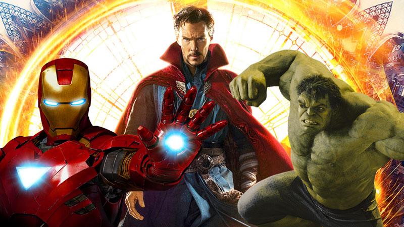Doctor Strange, Tony Stark e Hulk nelle nuove foto dal set di Avengers: Infinity War