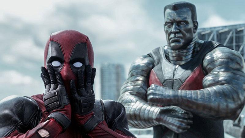 La prima foto dal set di Deadpool 2