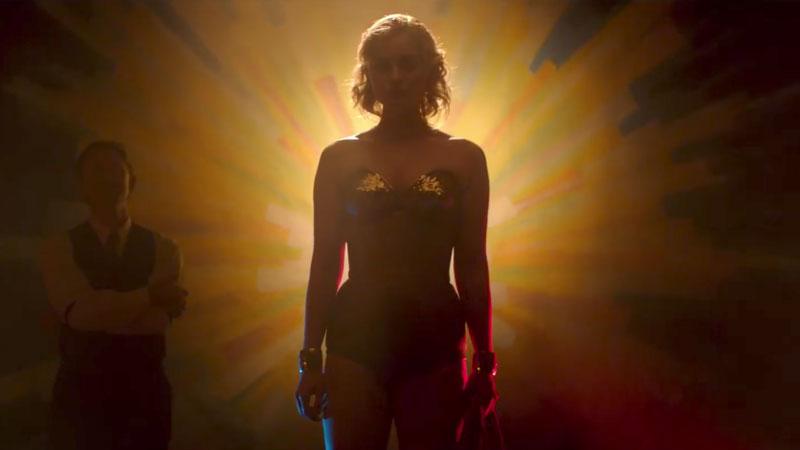 Professor Marston & The Wonder Women ci mostra la creazione di Diana Prince