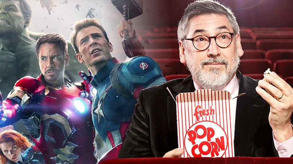 John Landis e gli Avengers