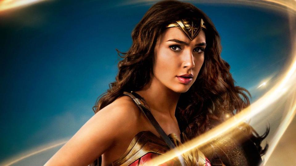 Wonder Woman col suo lazo