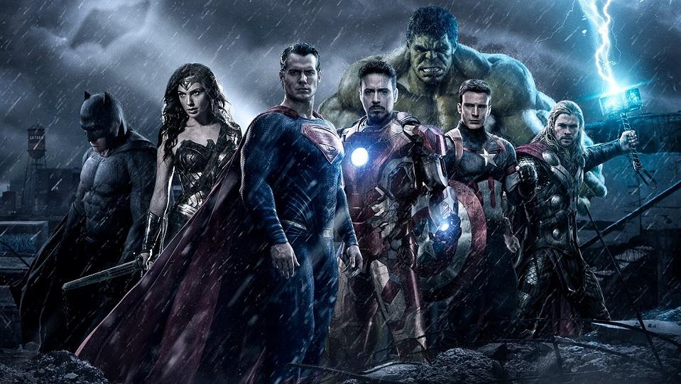 Avengers e Justice League