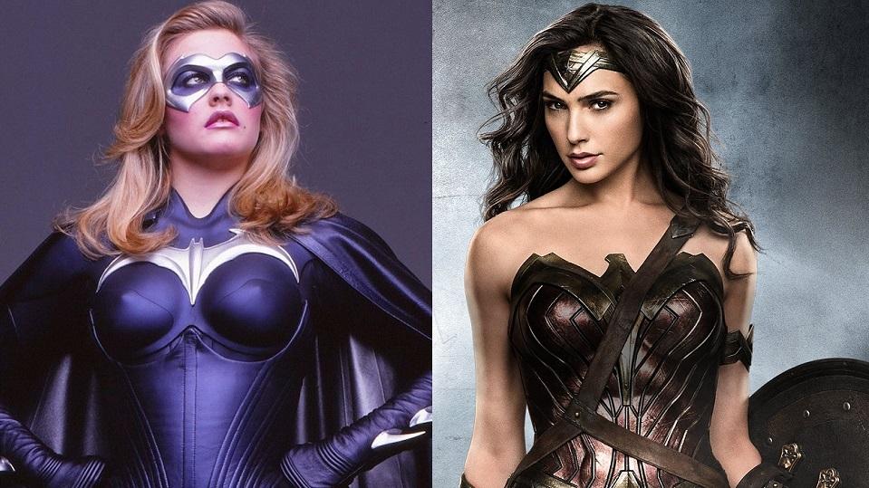 Batgirl e Wonder Woman