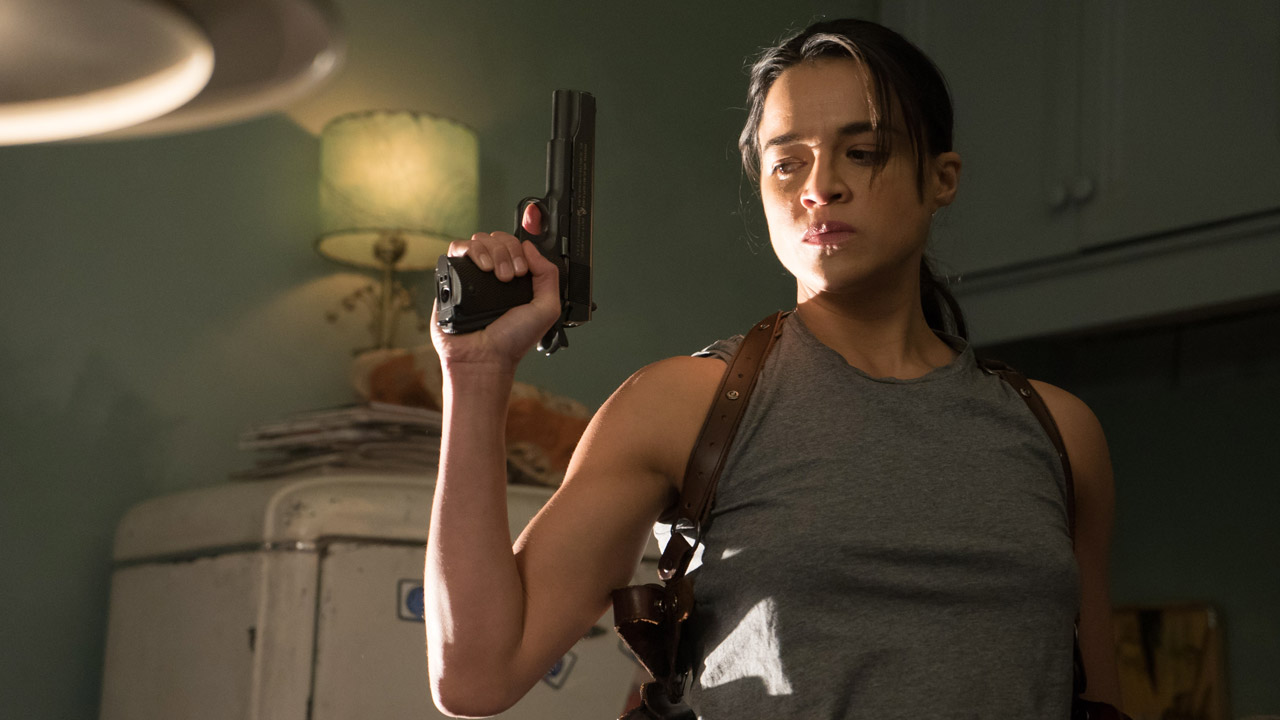 Michelle Rodriguez in Nemesi