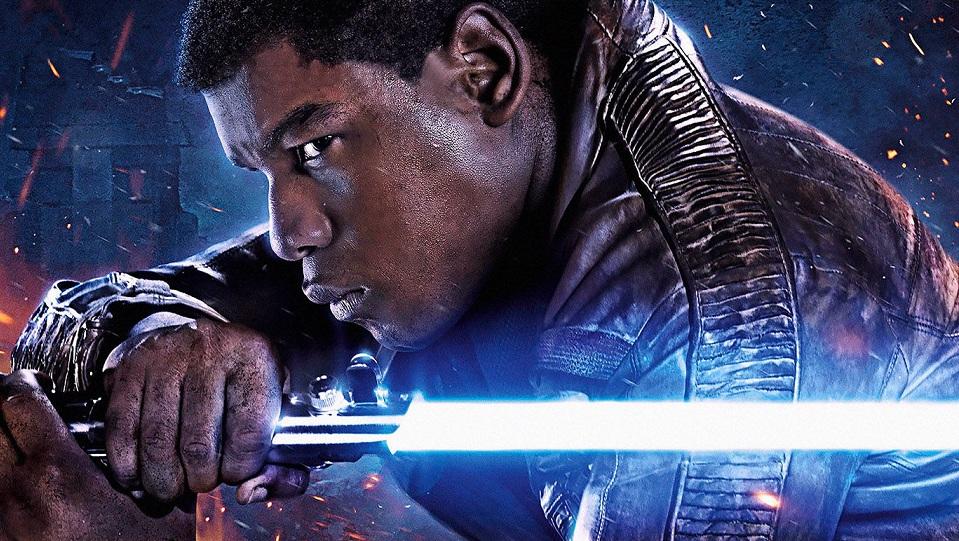 Finn in Star Wars