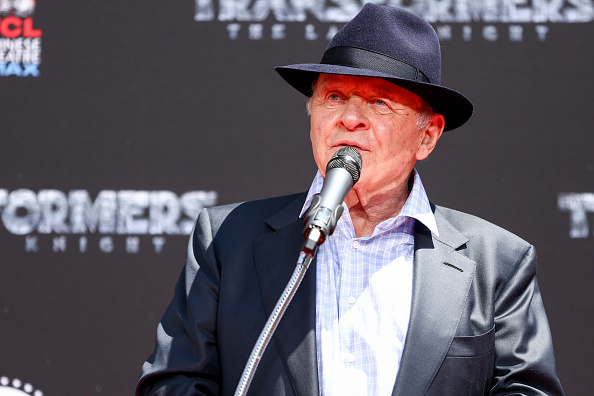Anthony Hopkins in Transformers - L'ultimo cavaliere