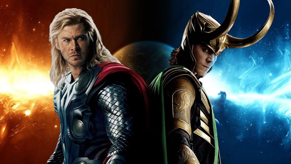Avengers Thor e Loki