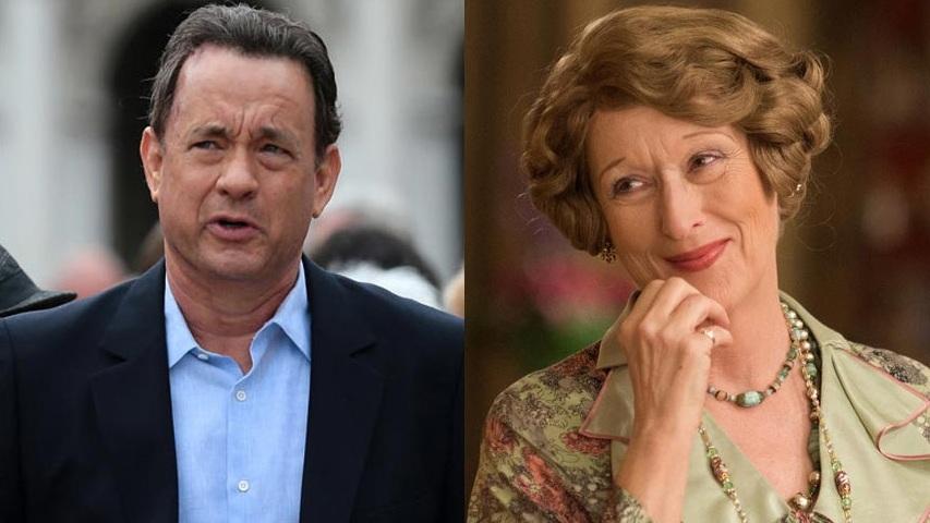 Tom Hanks e Meryl Streep nel prossimo film di Steven Spielberg