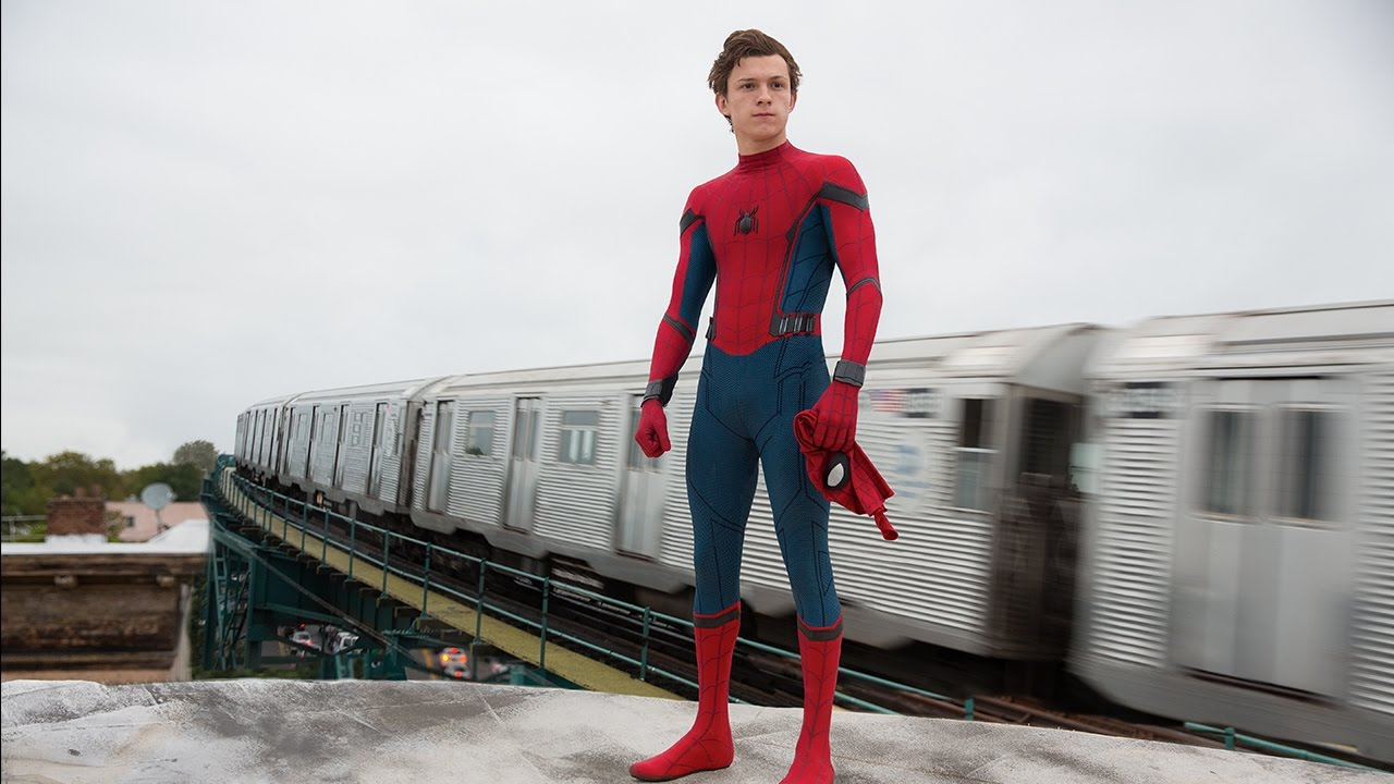 Tom Holland Spiderman Homecoming
