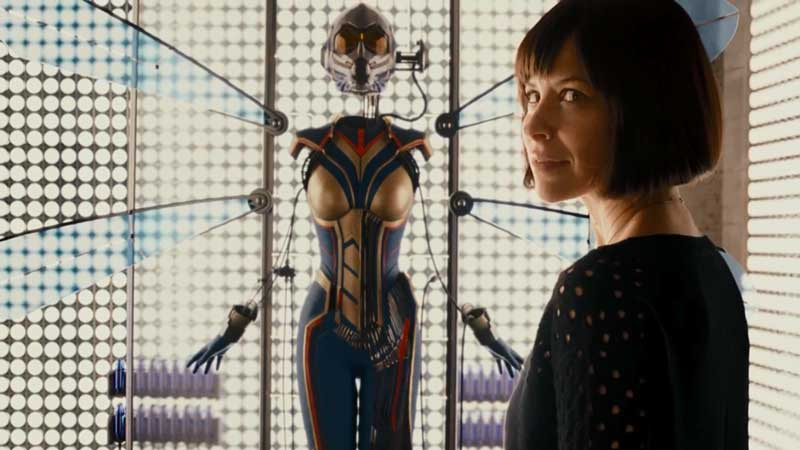 Ant-Man and the Wasp a D23 Expo