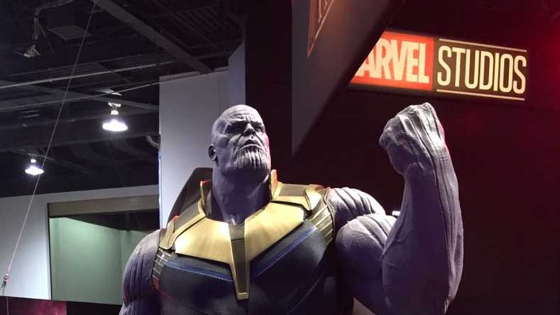 Thanos alla D23