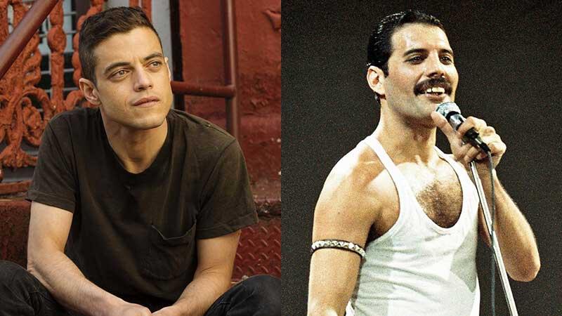 Rami Malek sarà Freddie Mercury