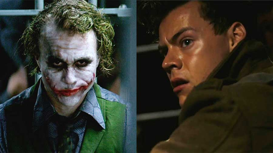 Christopher Nolan su i casting di Harry Styles e Heath Ledger