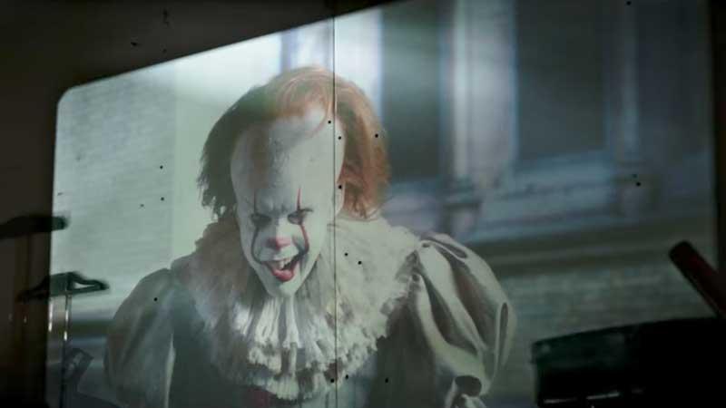 L'annuncio del nuovo trailer di IT