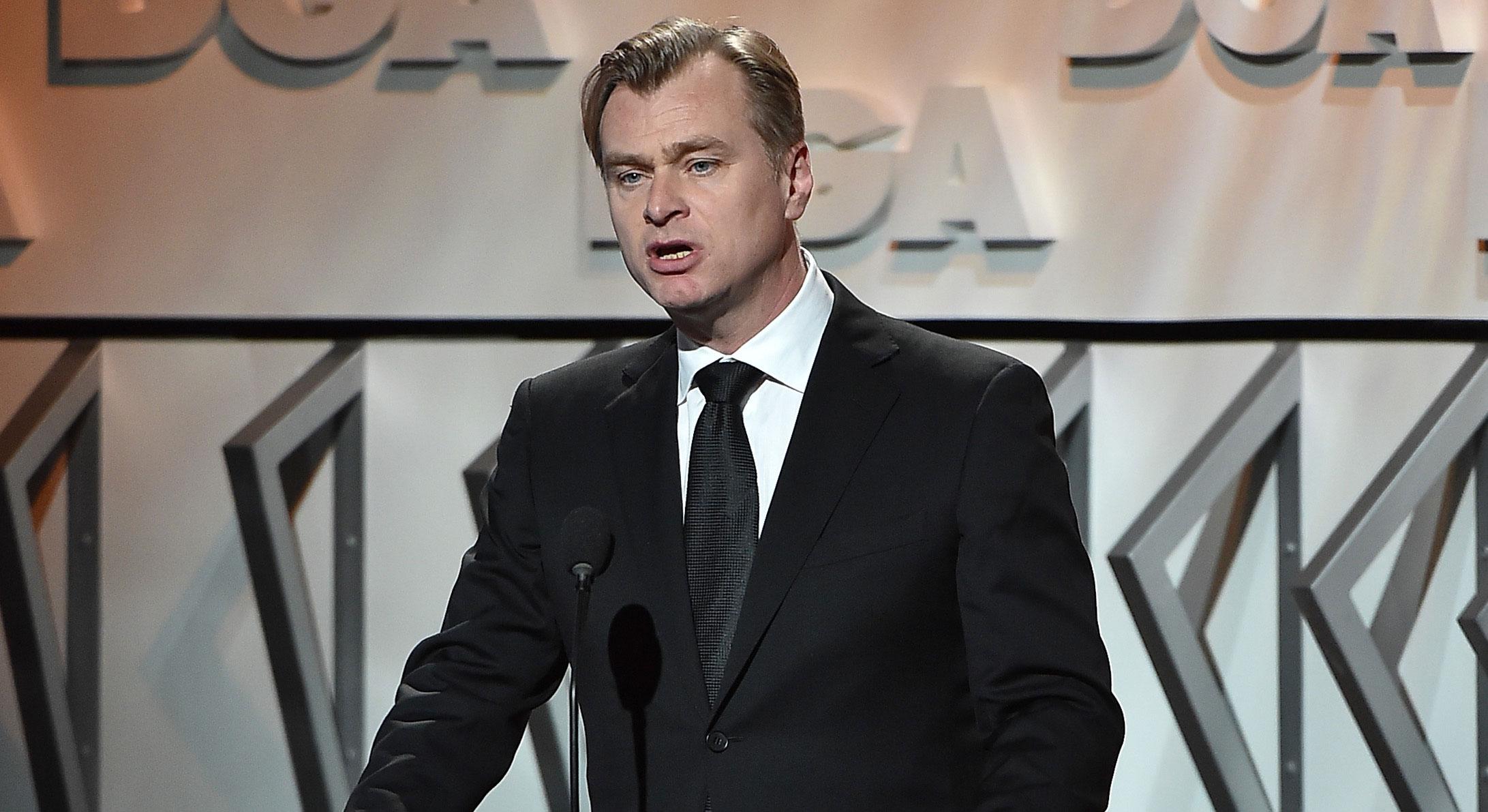 Nolan critica Netflix