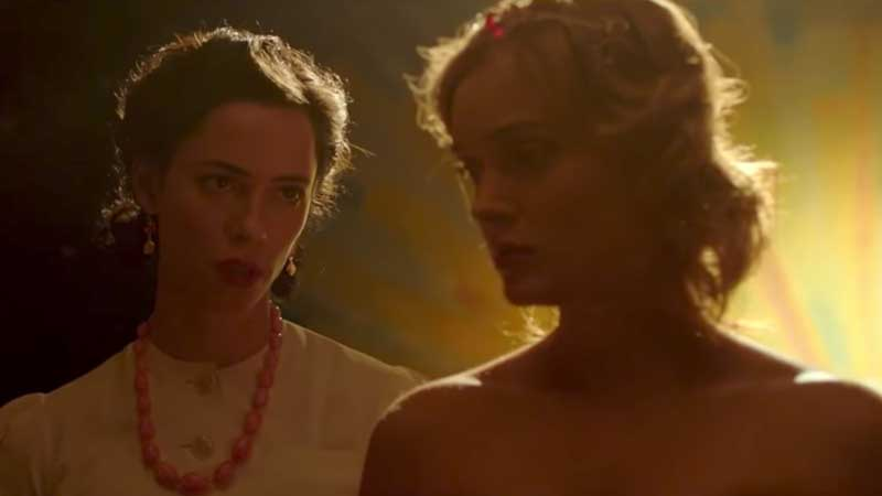 Il primo trailer di Professor Marston & The Wonder Women