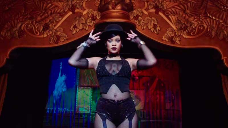 Rihanna in Valerian la città dei mille pianeti