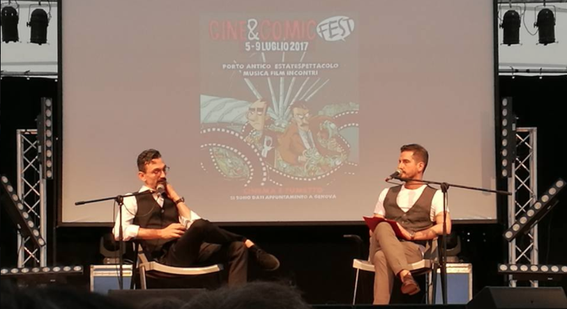 Roberto Recchioni svela le novità editoriali legate a Dylan Dog