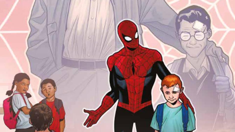 Fumetto antibullismo Spider-Man