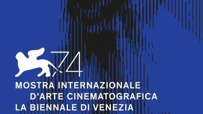Il poster di Venezia 2017