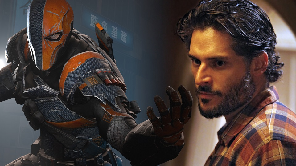 Joe Manganiello in The Batman
