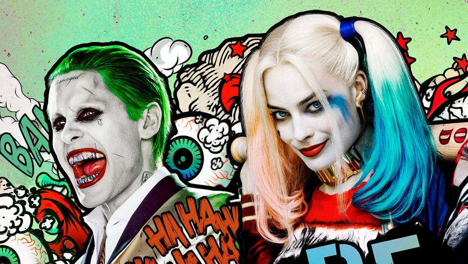Harley Quinn e Joker