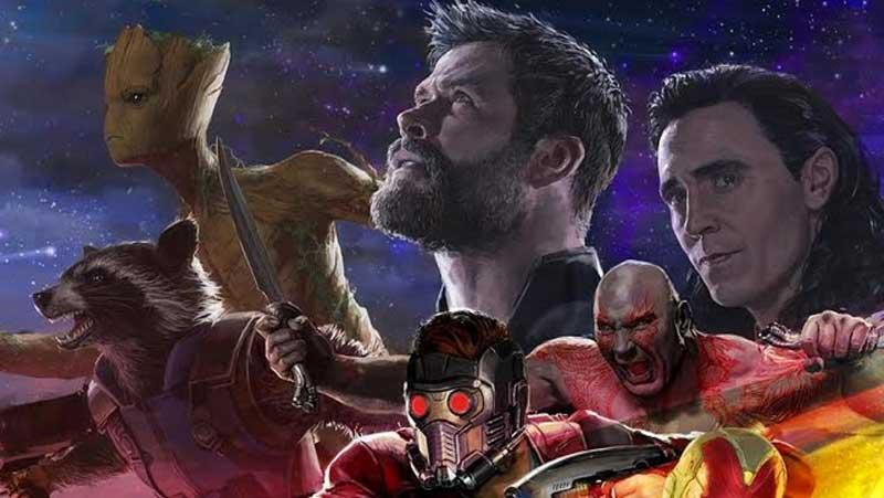 Perché Groot è ancora adolescente in Infinity War?
