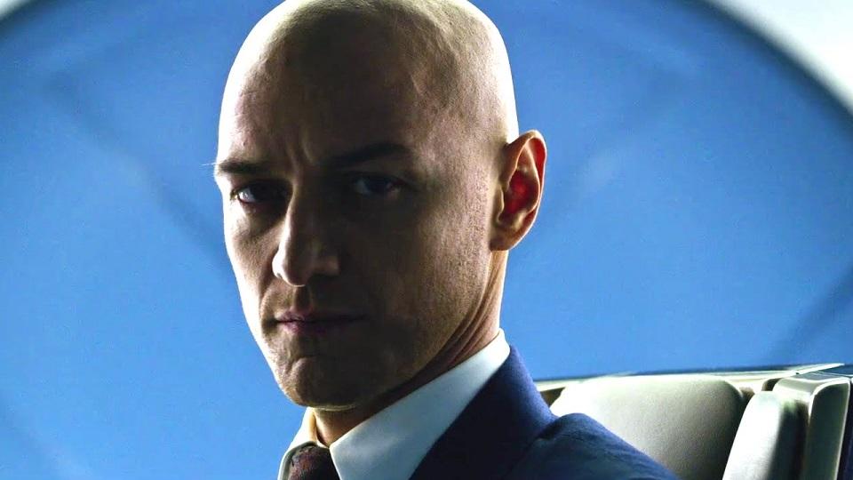 Il Professor X in X-Men