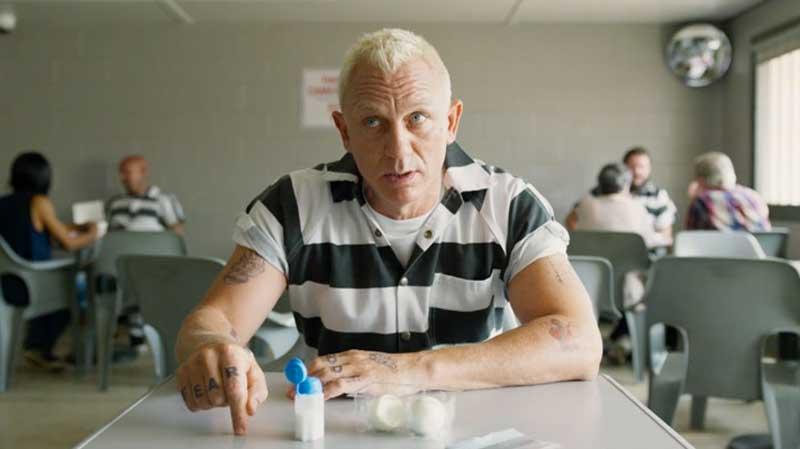 Daniel Craig protagonista della prima clip di Logan Lucky