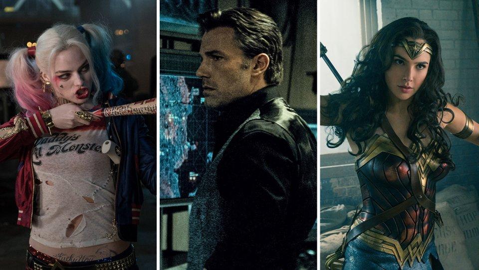 Progetti DC Film confermati