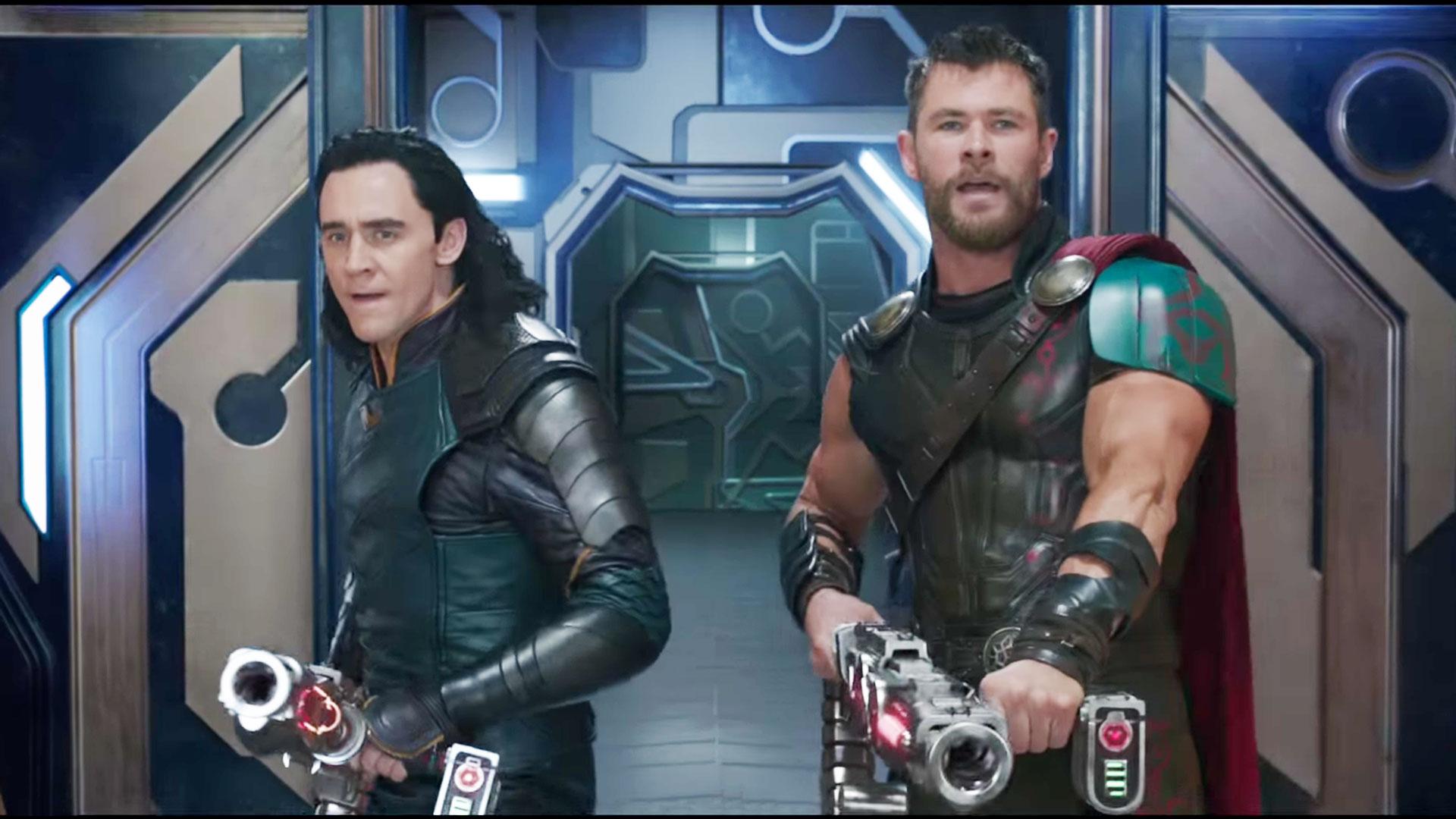 Nuove immagini Thor: Ragnarok