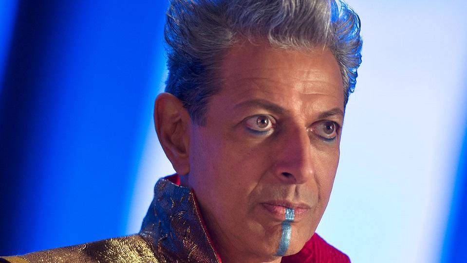 Jeff Goldblum è il Gran Maestro di Thor: Ragnarok