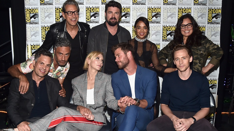 Il panel Marvel al Comic-Con 2017