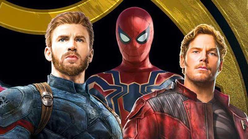 Un nuovo art work di Avengers: Infinity War