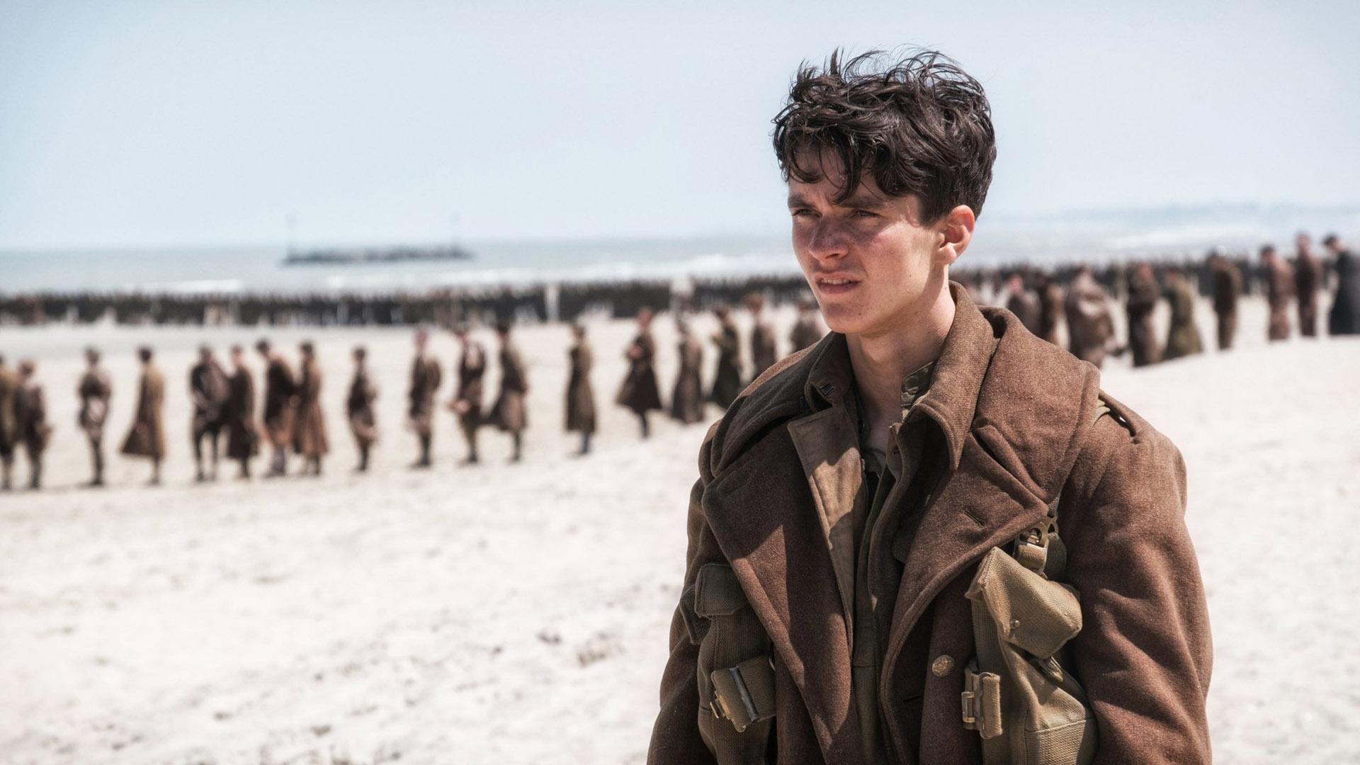 Sulla spiaggia di Dunkirk, il film di guerra di Nolan