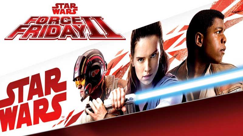 Find the Force: Star Wars annuncia gli eventi del Force Friday II