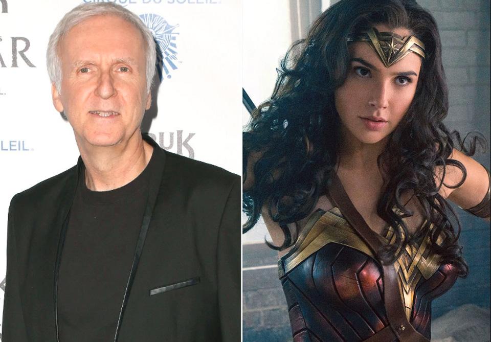James Cameron e Wonder Woman